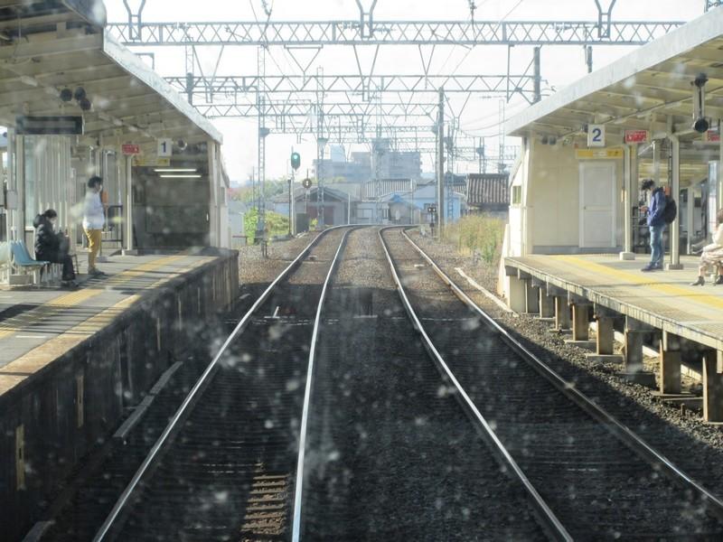 2020.11.13 (60) 松阪いき急行 - 阿倉川 1600-1200