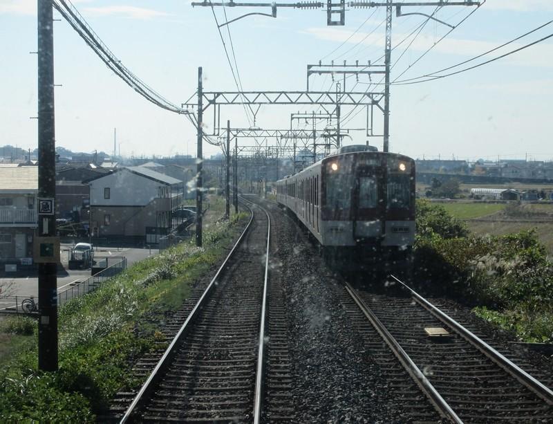 2020.11.13 (73) 松阪いき急行 - 塩浜北楠間(名古屋いき急行) 1370-1050