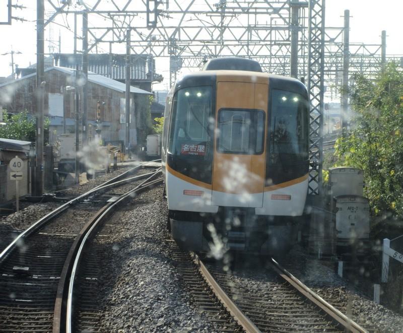 2020.11.13 (76) 松阪いき急行 - 楠てまえ(名古屋いき特急) 1270-1050