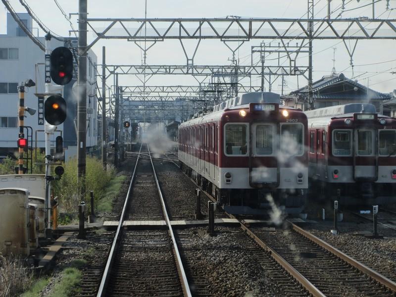 2020.11.13 (80) 松阪いき急行 - 伊勢若松てまえ(四日市いきふつう) 1600-1200