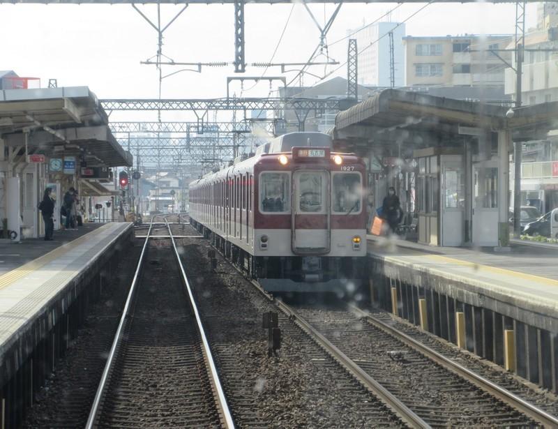 2020.11.13 (101) 松阪いき急行 - 江戸橋(名古屋いき急行) 1560-1200