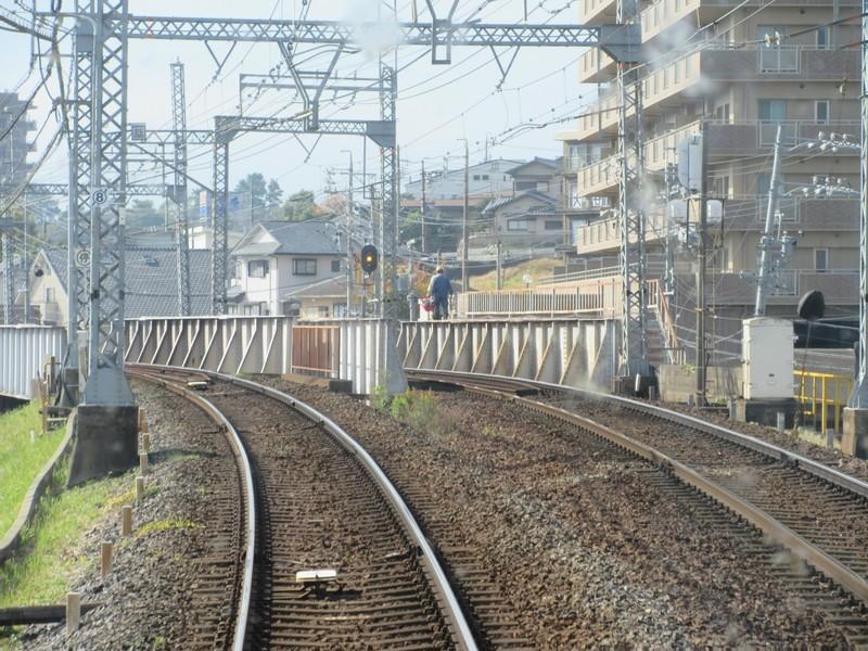 2020.11.13 (104) 松阪いき急行 - 江戸橋津間(伊勢線ごえ) 1400-1050