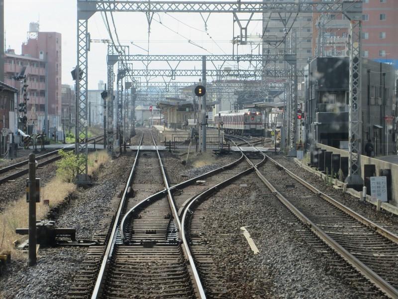 2020.11.13 (110) 松阪いき急行 - 津新町(四日市いきふつう) 1600-1200