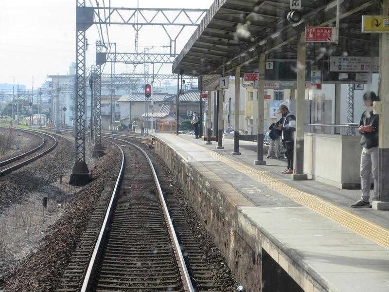 2020.11.13 (111) 松阪いき急行 - 津新町 1600-1200