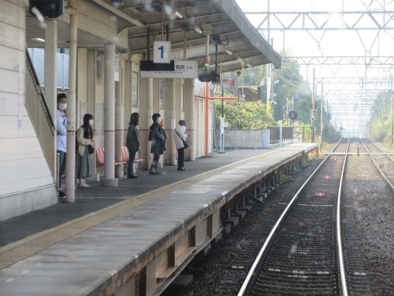 2020.11.13 (115) 松阪いき急行 - 南が丘 1600-1200