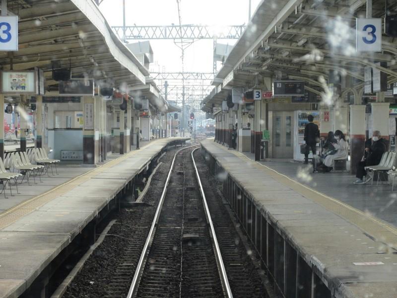 2020.11.13 (124) 松阪いき急行 - 伊勢中川 1400-1050