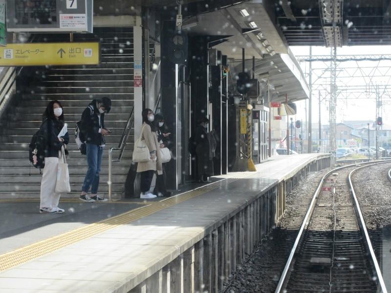 2020.11.13 (135) 松阪いき急行 - 松阪 1600-1200