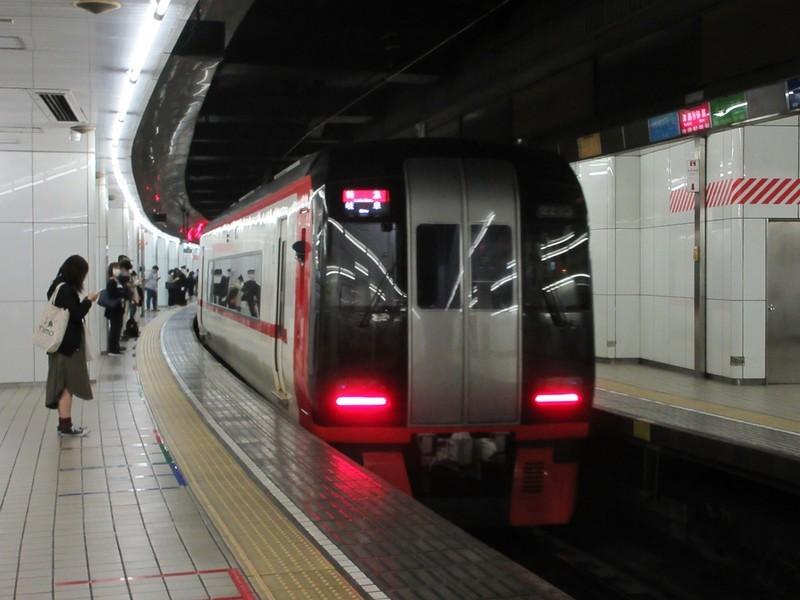 2020.11.19 (9) 名古屋 - 岐阜いき特急 1600-1200
