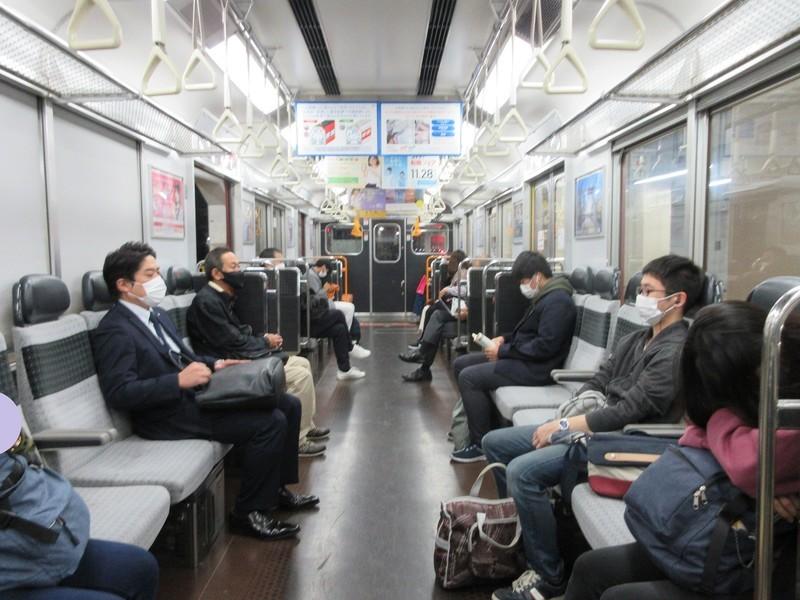 2020.11.19 (15) 五十鈴川いき急行(2627) - 名古屋 1600-1200