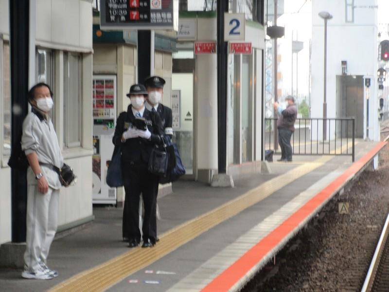 2020.11.19 (25) 五十鈴川いき急行 - 四日市 1400-1050