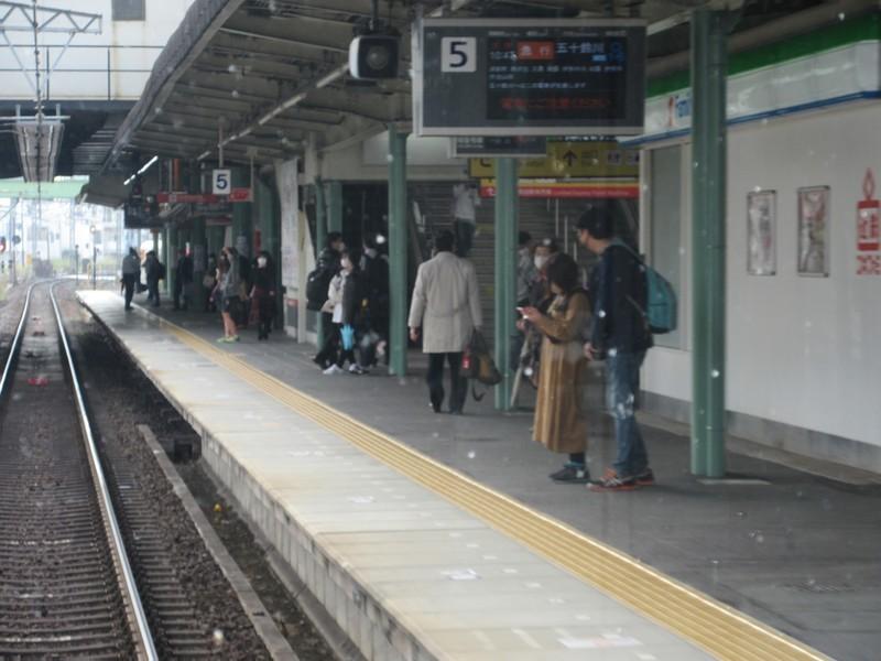 2020.11.19 (43) 五十鈴川いき急行 - 津 1400-1050