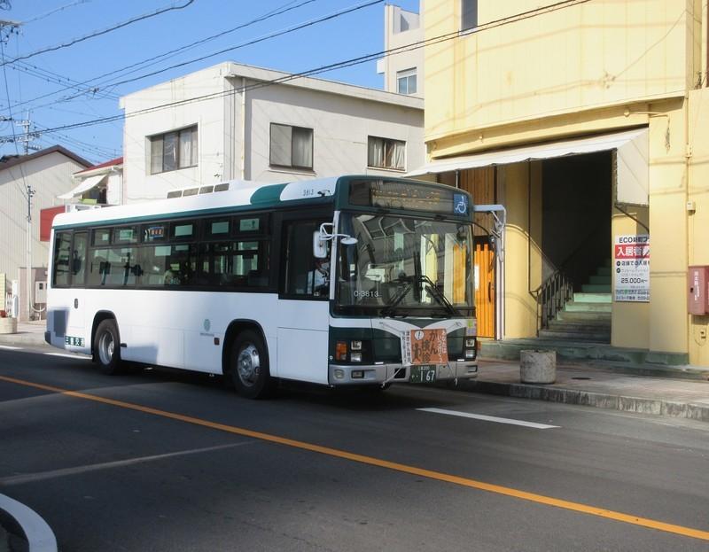 2020.11.19 (66) 三番町バス停 - イオン津いきバス 1540-1200