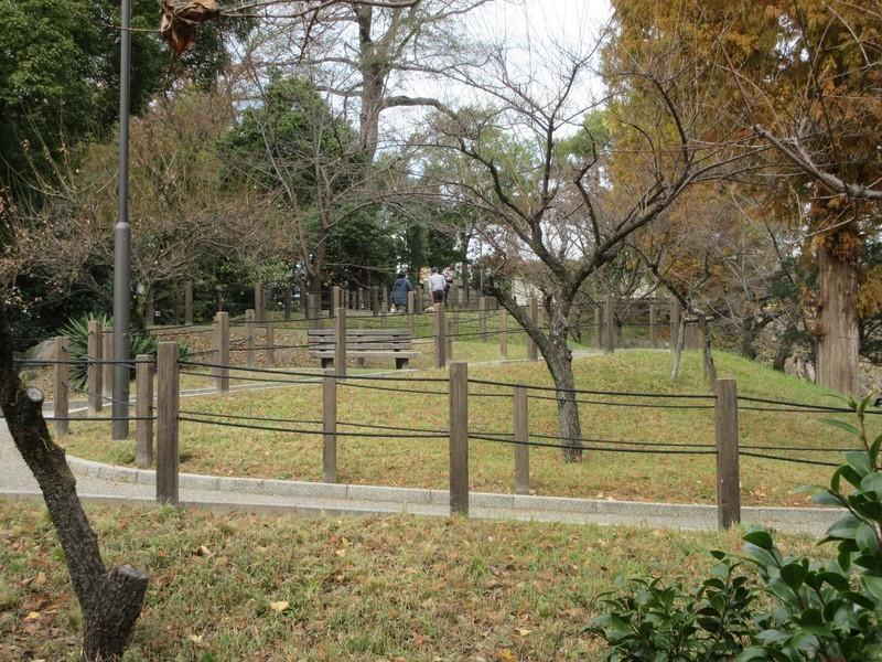 2020.11.29 (67) 岡崎城 - つづらおり 2000-1500