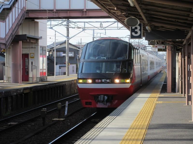 2020.12.10 (3) 矢作橋3番のりば - 豊橋いき特急 2000-1500