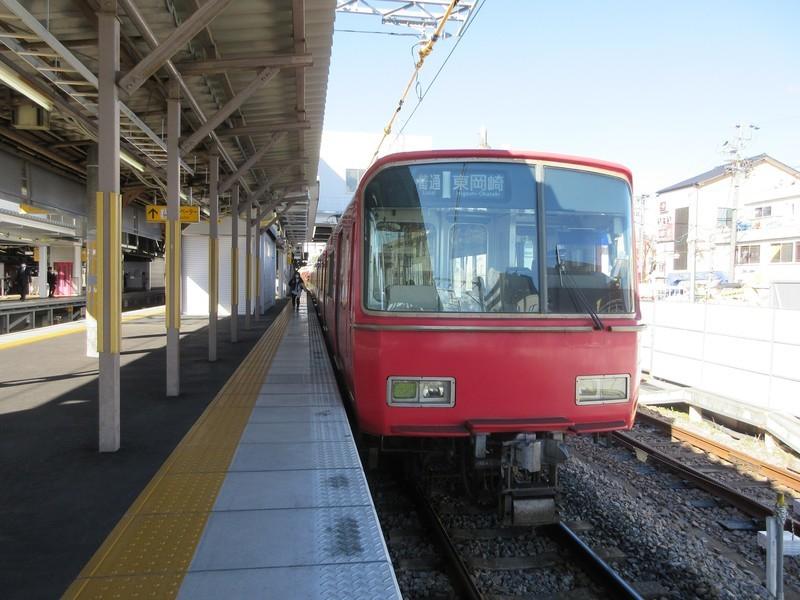 2020.12.17 (2) しんあんじょう - 東岡崎いきふつう 2000-1500