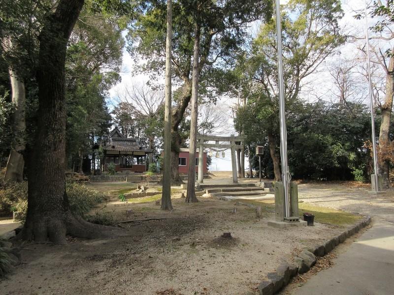 2021.2.9 (24) 岡崎市天白町 - 天白神社 1600-1200
