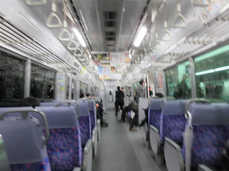 2021.2.15 (9) 神宮前 - 岐阜いき特急(車内) 1200-900