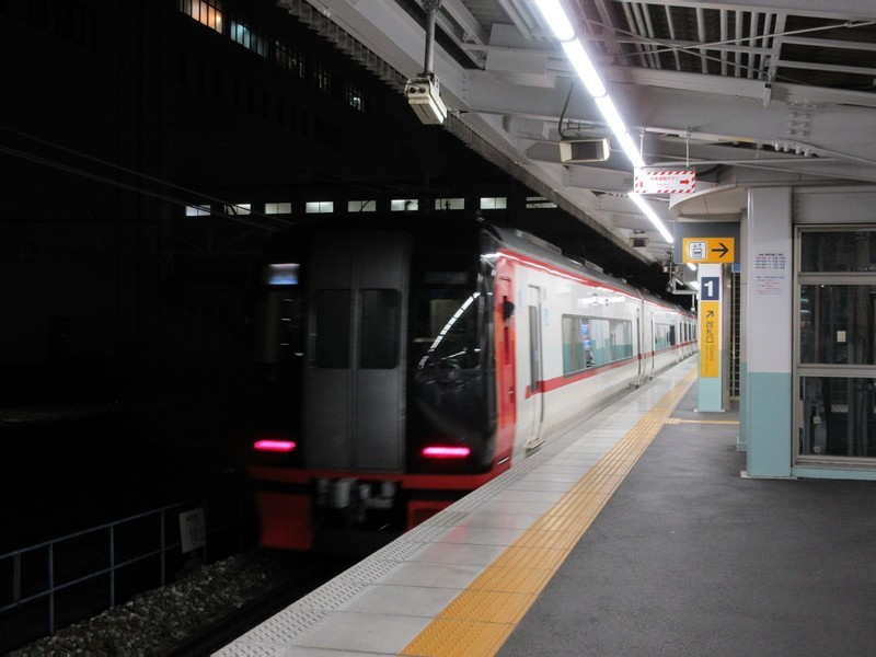 2021.2.15 (10) 神宮前 - 岐阜いき特急 1400-1050