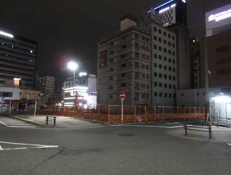 2021.2.15 (26) 名駅 - インターコスモビルあとち 1580-1200