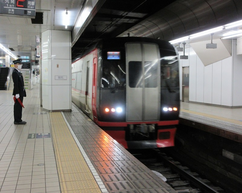 2021.2.15 (34) 名古屋 - 国府いき特急 1500-1200