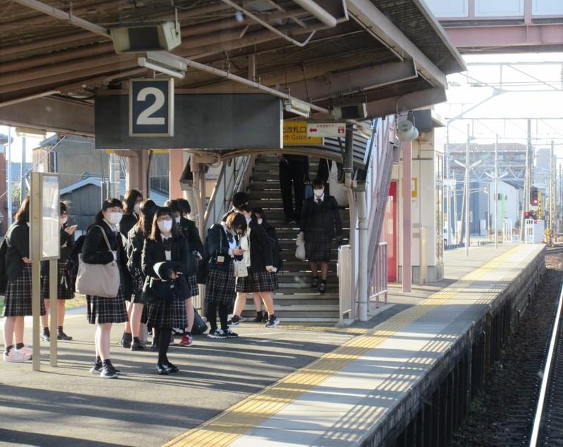 2021.2.22 (52) 豊明いきふつう - 矢作橋 1510-1200