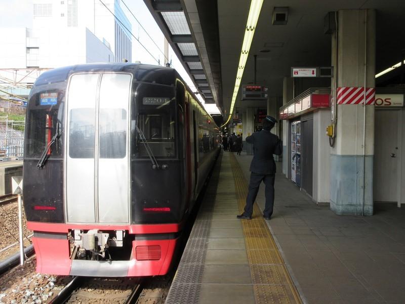 2021.3.11 (13) 金山 - 岐阜いき特急 1600-1200