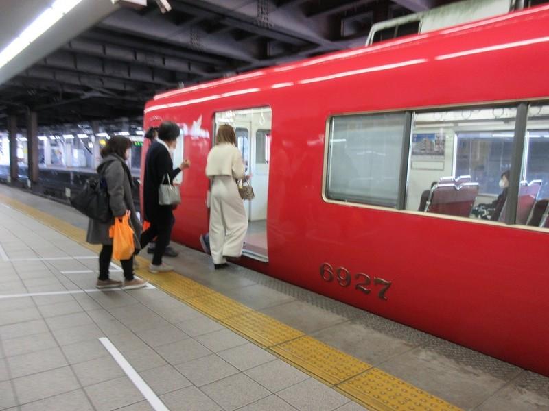2021.3.11 (33) 金山 - 東岡崎いきふつう 1400-1050