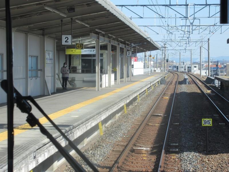2021.3.23 (21) 高蔵寺いきふつう - 北岡崎 1600-1200