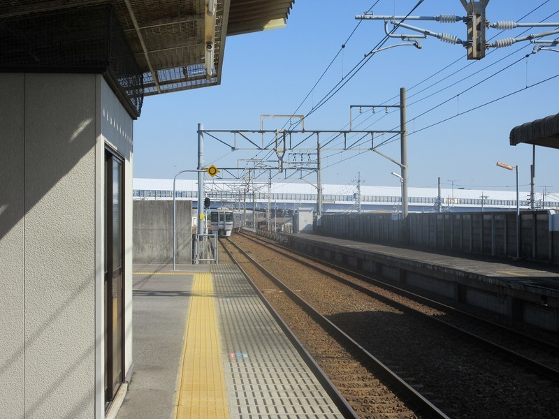 2021.3.23 (36) 三河上郷 - 高蔵寺いきふつう 1600-1200
