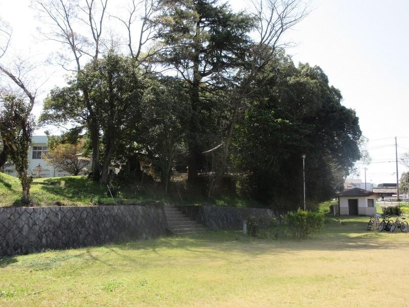 2021.3.23 (43) 上郷 - 上野城址 1600-1200