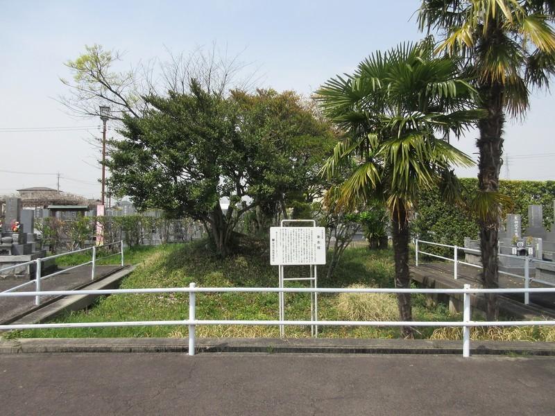2021.3.30 (4) あんじょう古戦場 - 東条塚 1600-1200