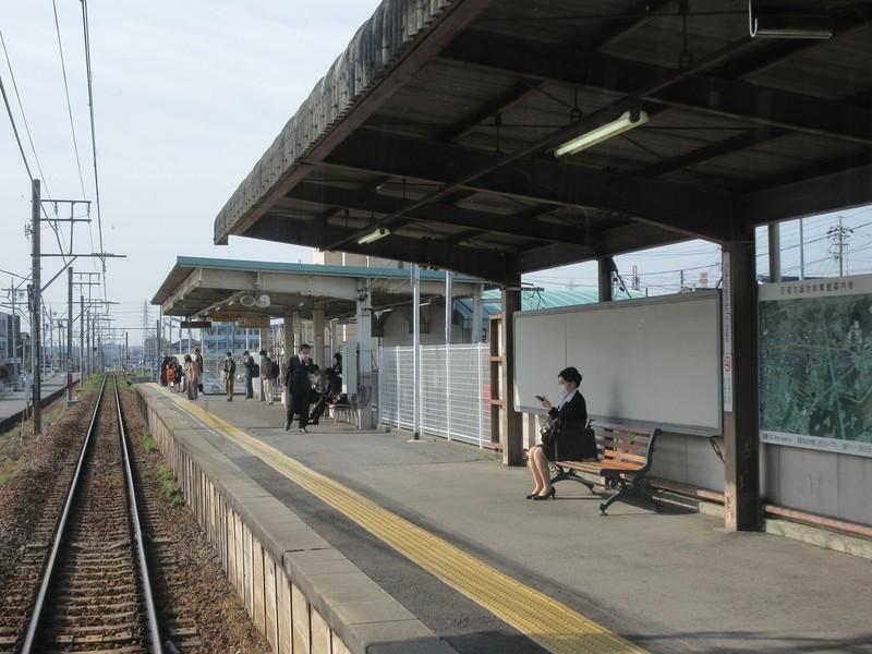 2021.4.8 (5) 吉良吉田いきふつう - 桜町前 1600-1200