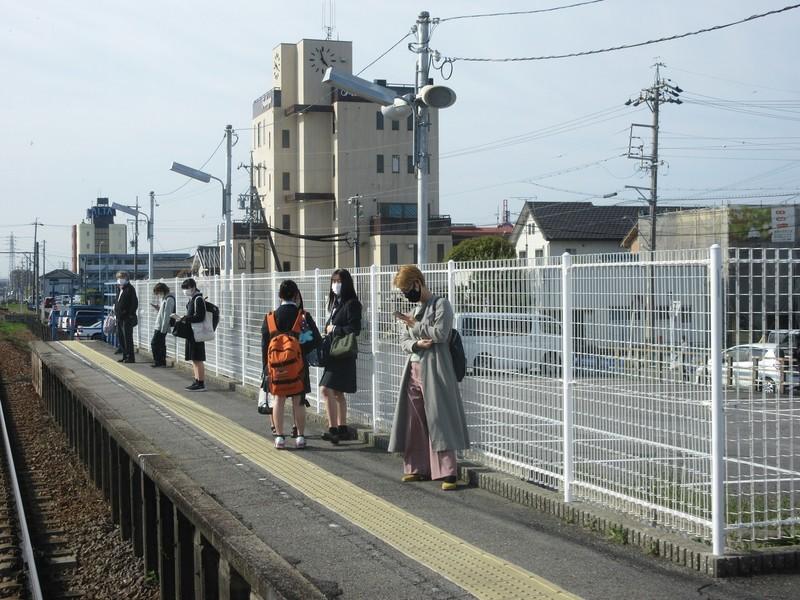 2021.4.8 (6) 吉良吉田いきふつう - 桜町前 1600-1200