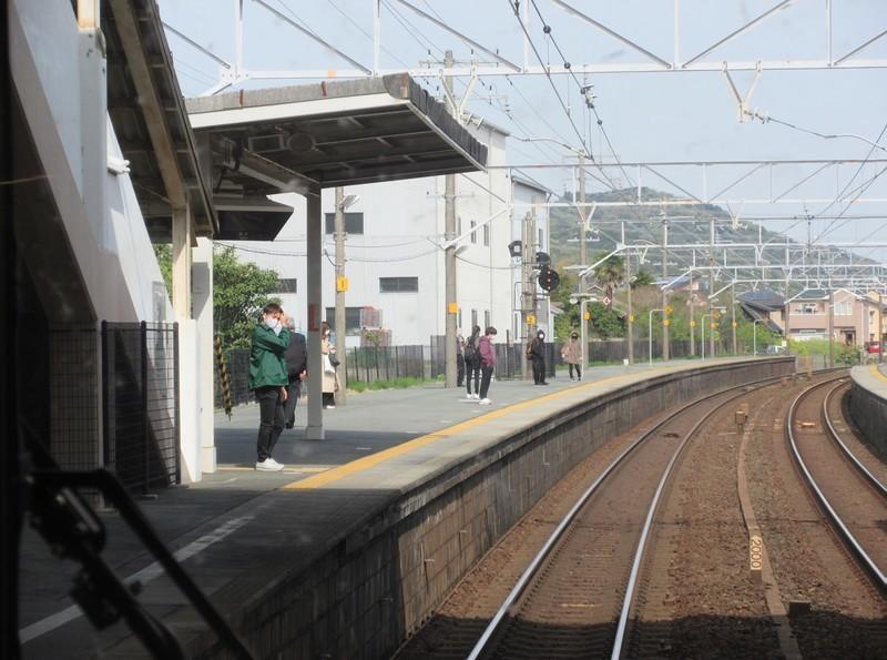 2021.4.8 (41) 岐阜いきふつう - 三ケ根 1600-1190