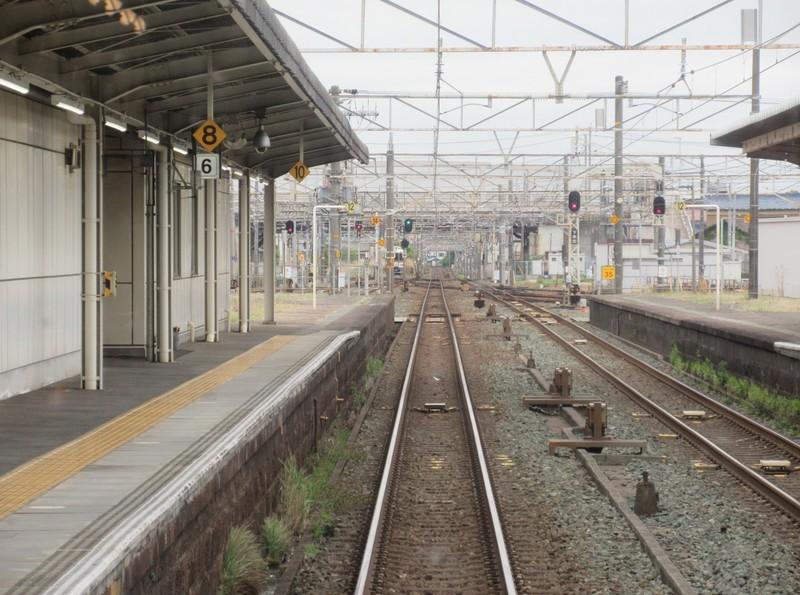 2021.4.15 (13) 浜松いきふつう - 豊橋しゅっぱつ 1560-1160