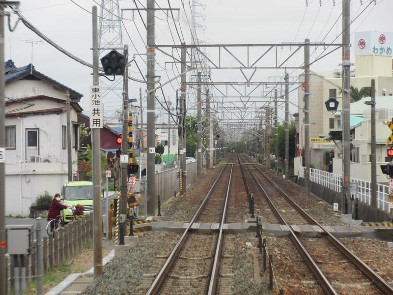 2021.4.15 (16) 浜松いきふつう - 豊橋二川間(ふみきりまち自転車) 1600-1200