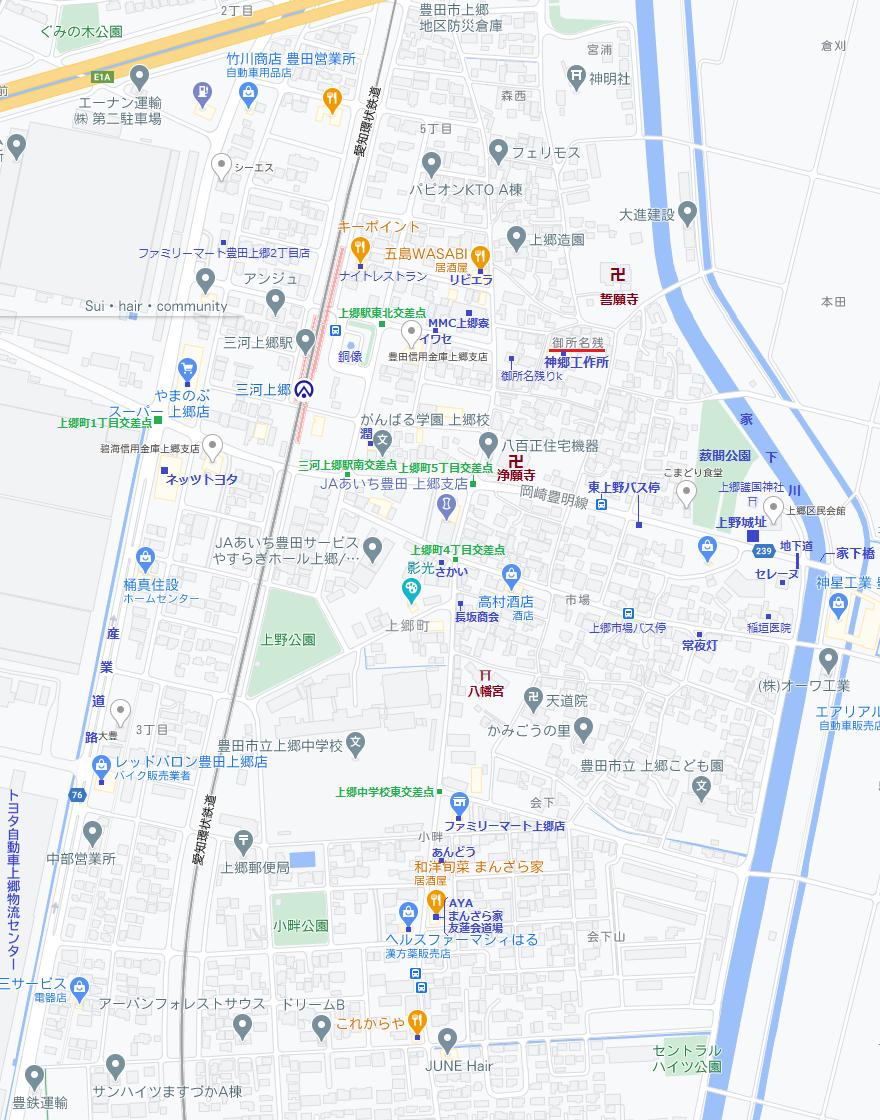 2021.3.23 上郷の地図(あきひこ) 880-1120