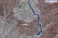 豊田南部デジタル標高地形図(国土地理院) 1040-690