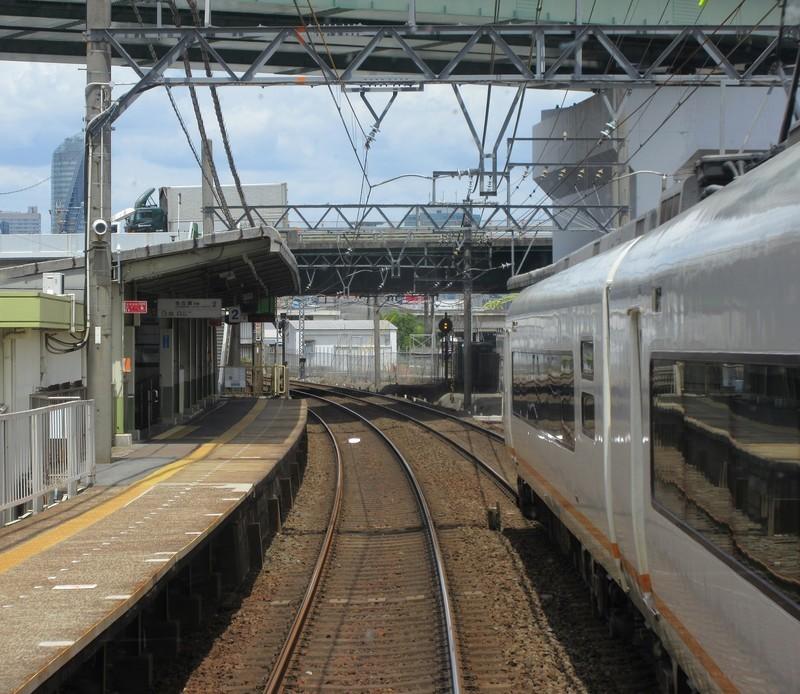 2021.6.3 (40) 名古屋いき急行 - 黄金(アーバンライナー) 1730-1500