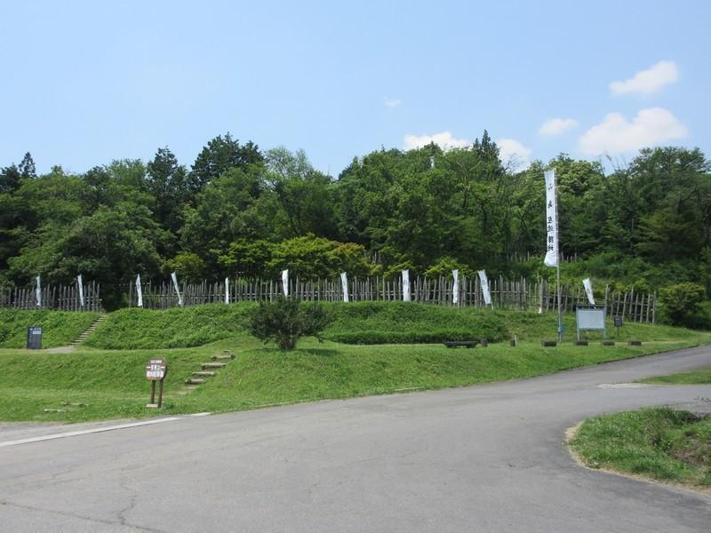 2021.6.10 (73) 関ケ原古戦場 - 島左近陣地 2000-1500