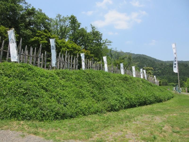 2021.6.10 (74) 関ケ原古戦場 - 島左近陣地 2000-1500