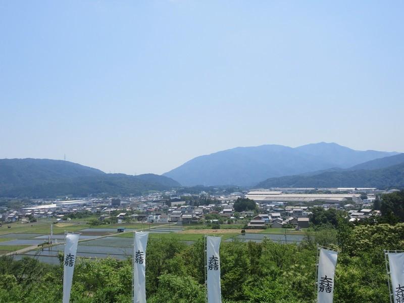 2021.6.10 (81) 石田三成陣地 - 記念館 2000-1500