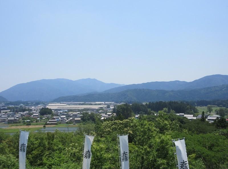 2021.6.10 (82) 石田三成陣地 - 関ケ原製作所 1970-1460