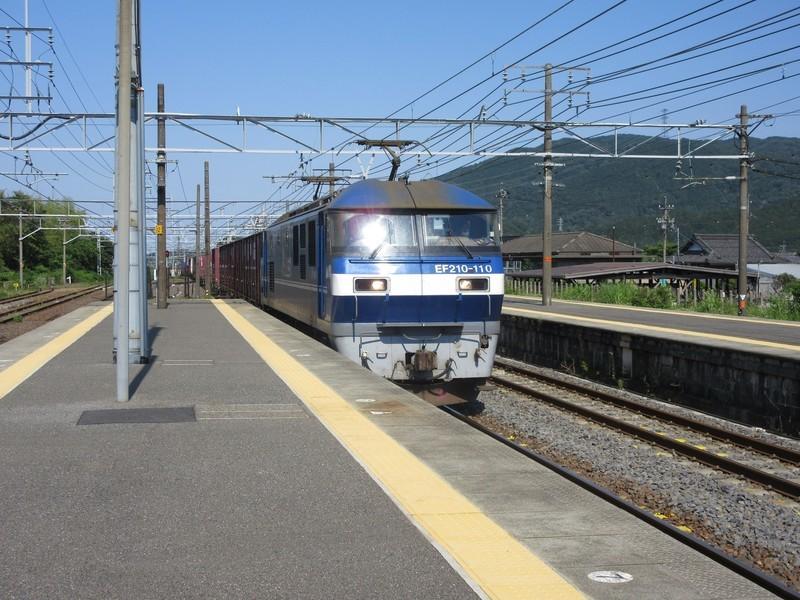 2021.6.10 (90) 関ケ原 - にしいき貨物列車 2000-1500