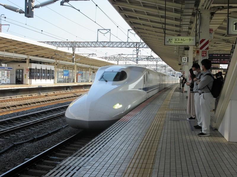 2021.6.10 (92) 米原 - 東京いきこだま号 2000-1500
