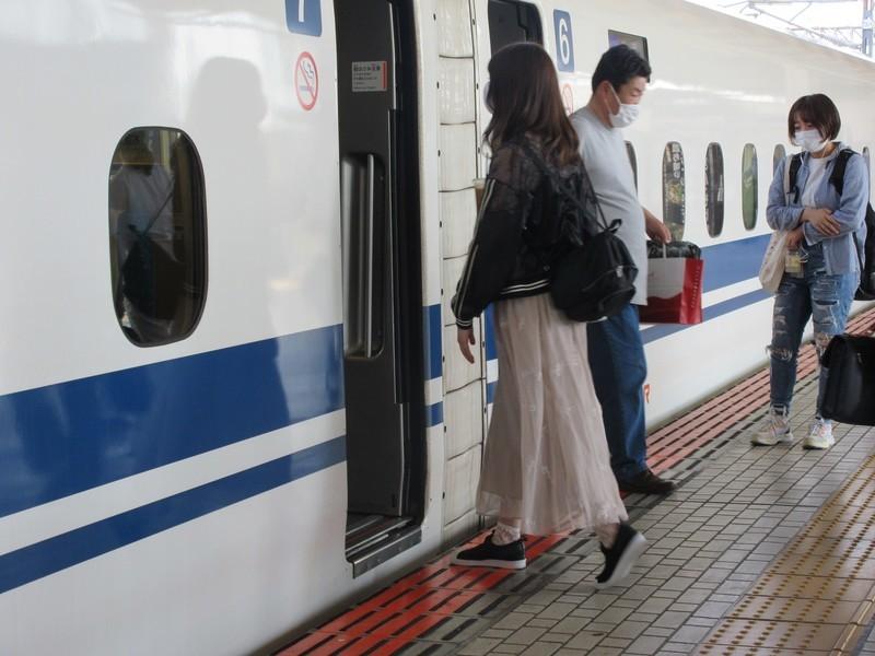 2021.6.10 (93) 米原 - 東京いきこだま号 2000-1500