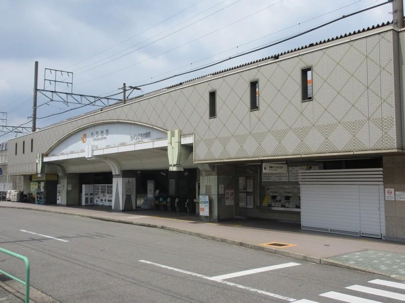 2021.6.14 (24) 尾頭橋 - 駅舎 1600-1200