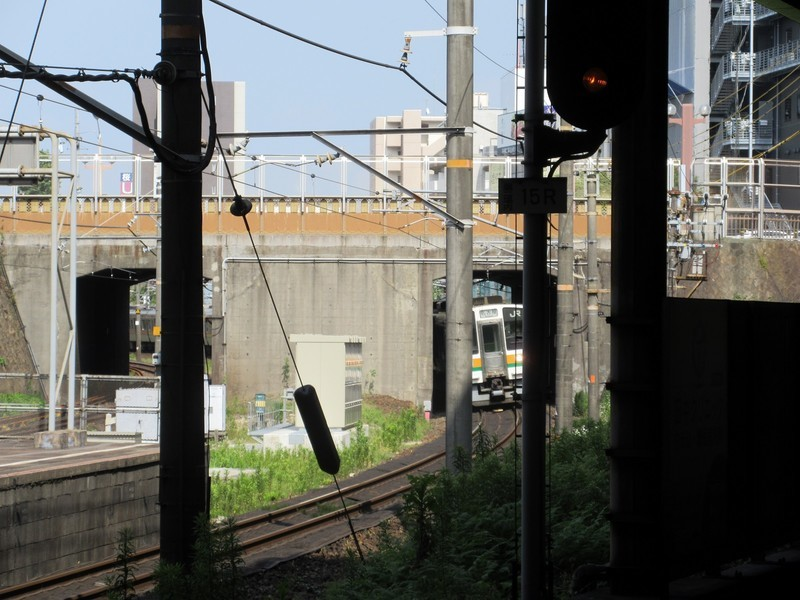 2021.6.14 (60) 金山橋 - 名古屋いきふつう 1600-1200