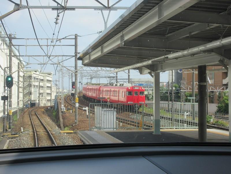 2021.6.14 (66) 豊橋いき特急 - 神宮前(回送) 1590-1200
