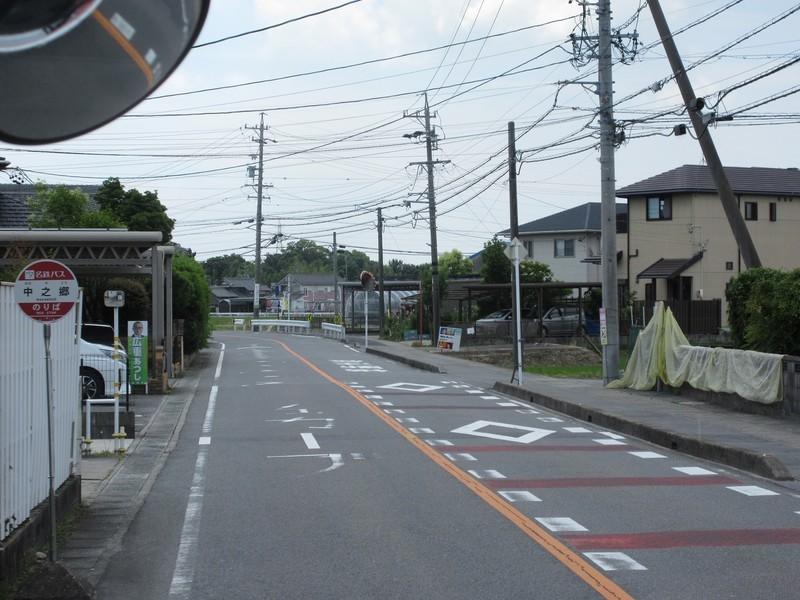2021.6.17 (15) JR岡崎駅西口いきバス - 中之郷バス停 1600-1200